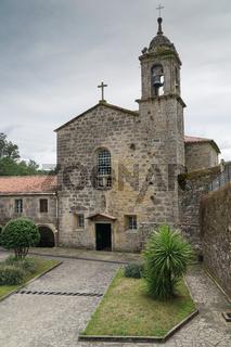 Kloster von Herbon, Padron, Camino de Santiago, Spanien