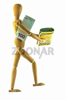 Geldbote....