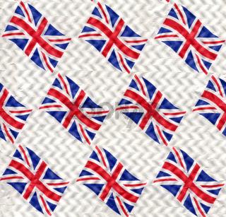 UK Flag background