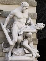 Herakles und die Amazonenkönigin Hippolyte
