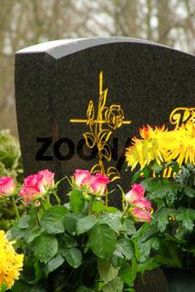 Friedhofsgesteck