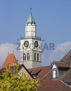 Überlingen mit Münster St. Nikolaus