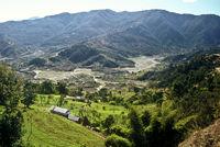 Kleines Dorf, Nepal