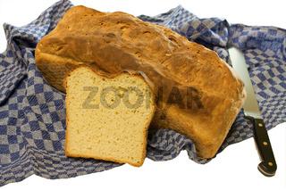Brot aus der heimischen Kueche