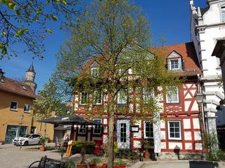 Marktplatz, Altstadt, Idstein