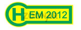 Haltestelle EM 2012