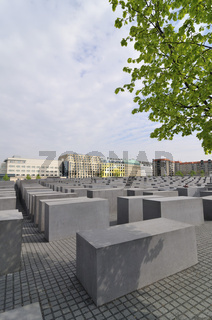 Holocaust-Mahnmal, Holocaust Memorial, Berlin