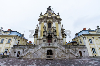 St. George's Cathedral in Lviv.