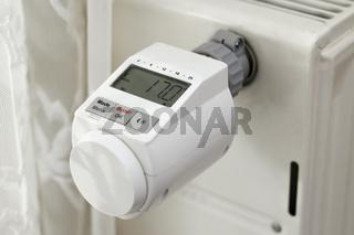 Elektronisches Smart-Home-Thermostat