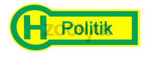 Haltestelle Politik