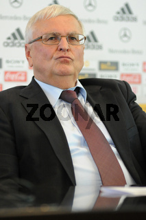 Dr. Theo ZWANZIGER, pres. german soccer federation