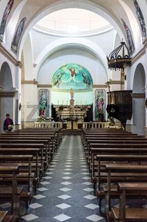 San Paolo in Olbia, Sardinien