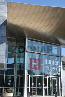 Hunter Museum of American Art in Chattanooga, Tennessee