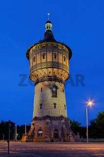 Wasserturm Nord in Halle (Saale)