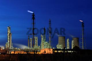 Leuna Werke - TOTAL Raffinerie