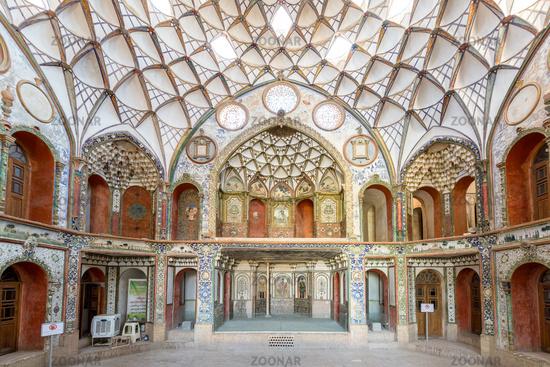 Borujerdi House, Kashan