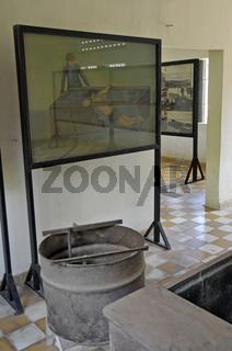 Tuol Sleng-Museum, Kambodscha
