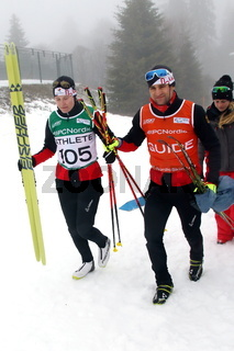 Para Weltcup Oberried 2018- Biathlon Mittelstrecke