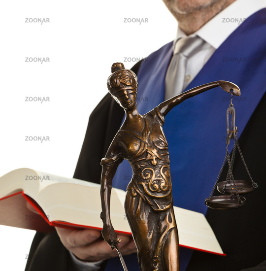 Judges with Code and Justice