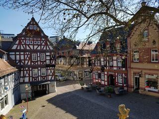 Koenig-Adolf-Platz, Altstadt, Idstein
