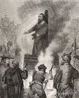 William Sawtrey,  an English Roman Catholic priest who was executed for heresy in 1401