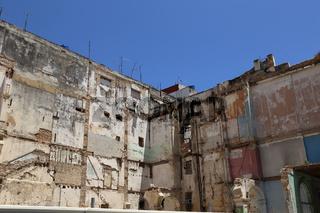 Abrisshaus in Havanna