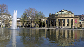 Staatstheater Stuttgart - State Theater Stuttgart