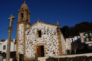 San Andres Texeido,Wallfahrtsziel,Galizien,Spanien
