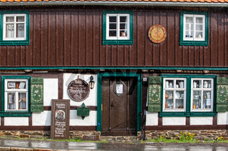 Mausefallen Museum Güntersberge Harz
