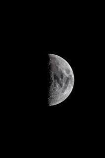 Halbmond - half-moon -