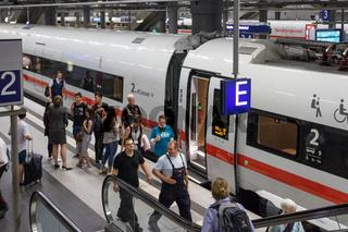 Der neue ICE4 der Deutschen Bahn