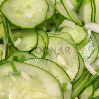 Gurken-cucumbers