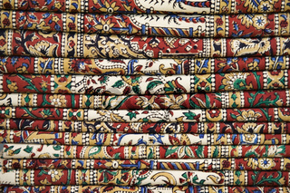 indische Tücher - indian cloths