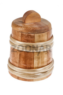 Russian National Wooden Tableware