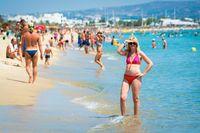 Urlaub am Strand in Tunesien