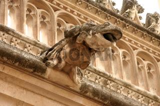 Toledo gargoyle
