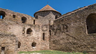 Akkerman Fortress near Odessa city in Ukraine