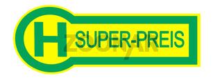 Haltestelle Super-Preis