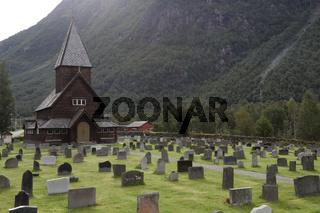 Roldal Stave Church