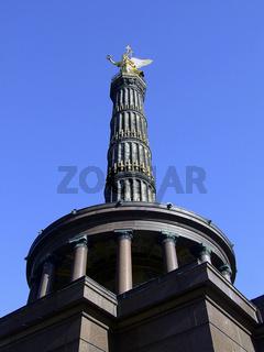 Berlin Siegessäule / victory column