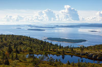 Kandalaksha Bay of the White Sea, Russia