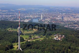 St. Chrischona Turm bei Basel