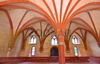 Kapitalsaal im Kloster Eberbach