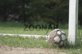 alter Fußball 2