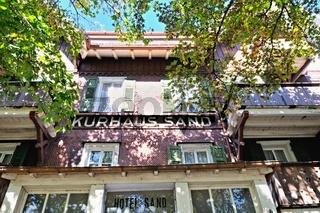 Kurhaus Sand  Bühl Schwarzwald
