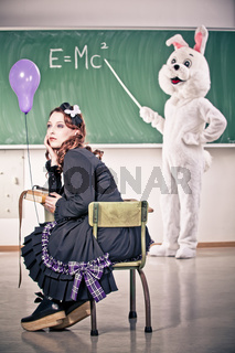 Guten Morgen Lolita & Hallo Herr Hase