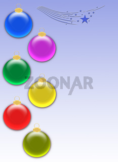 Weihnachtskugel, Christmas Balls