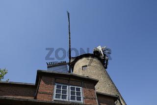 Windmühle Ovenstädt (Petershagen)