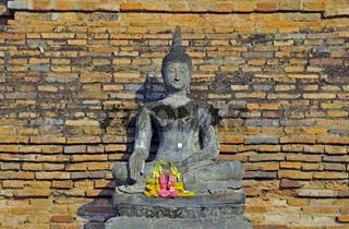 Historical Park Sukhothai, Sukhothai, Thailand, Asien