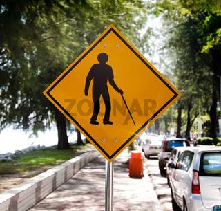 Traffic Invalid Sign